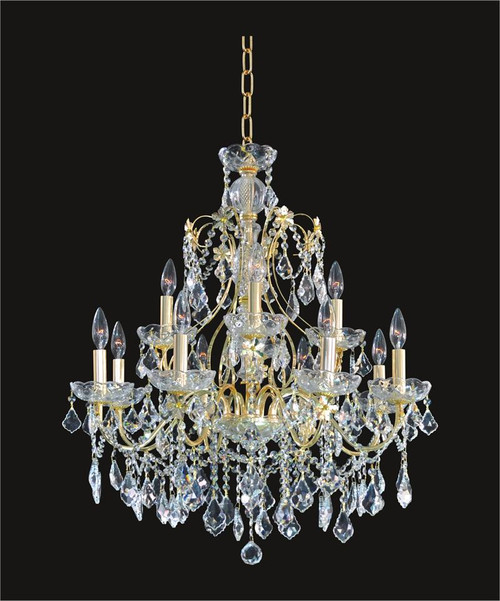 Victorian crystal chandeliers 2015d28g victorian crystal chandeliers kl 41033 2828 g aloadofball Choice Image