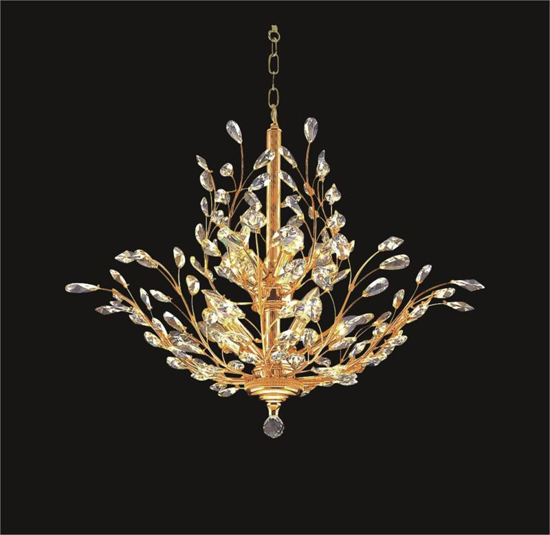 Tree Of Crystal Chandelier MD42053/10G
