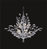 Tree of crystal chandelier KL-41049-3028-C