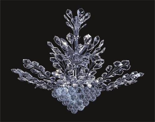 Tree of crystal chandelier KL-41049-3330-C