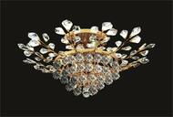 Tree of crystal chandelier KL-41049-3116-G