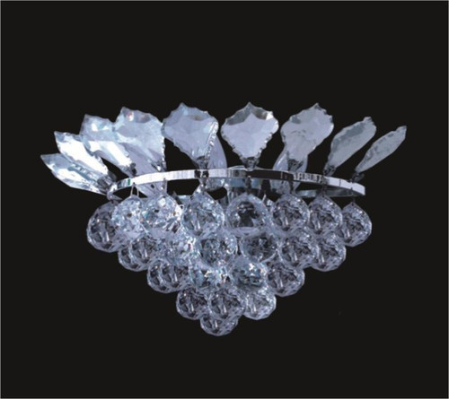 Tree of crystal wall sconce KL-41049-158-C