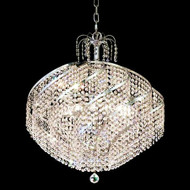 Spiral Crystal Chandeliers KL-41044-2625-c