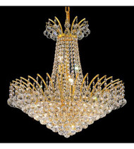 Sirius Collection crystal chandeliers KL-41040-2424-G