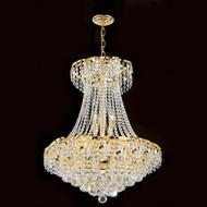 Cinderella Crystal Chandeliers KL-41041-2226-G