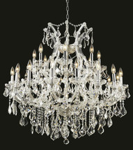25 Light Maria Theresa Crystal chandeliers KL-41039-36-C