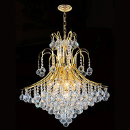 Crystal chandeliers KL-41038-25-G