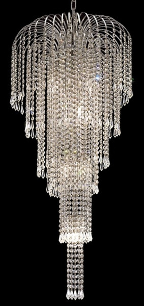 Waterfall crystal chandeliers 6801g19c waterfall crystal chandeliers kl 41043 1942 c aloadofball Gallery