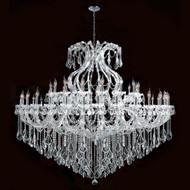 49 Light Maria Theresa crystal chandeliers KL-41039-7260-C