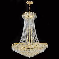 Cinderella Crystal Chandeliers KL-41041-3038-G