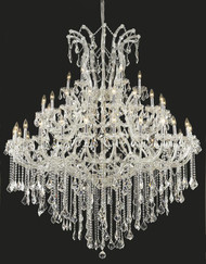 49 Light Maria Theresa crystal chandeliers KL-41039-6072-C