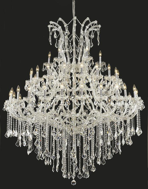 49 Light Maria Theresa Crystal Chandelier 2800G60C