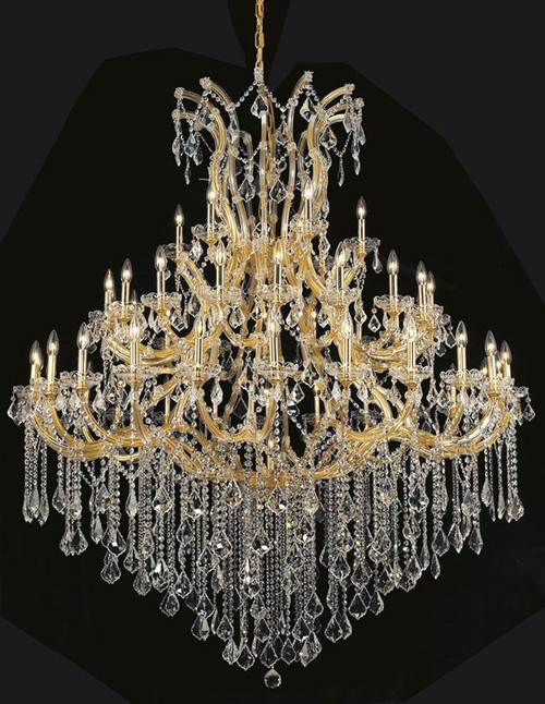 49 Light Maria Theresa Crystal Chandelier 2800G60G