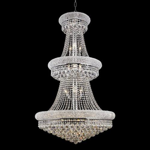 Bagel Crystal Chandeliers KL-41035-3050-C