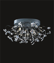 Spider crystal chandelier KL-41050-2616-C
