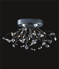 Spider crystal chandelier KL-41050-1913-C