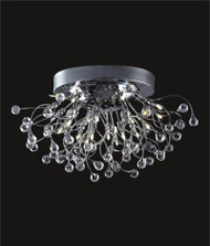 Spider crystal chandelier KL-41050-2616-C Ball