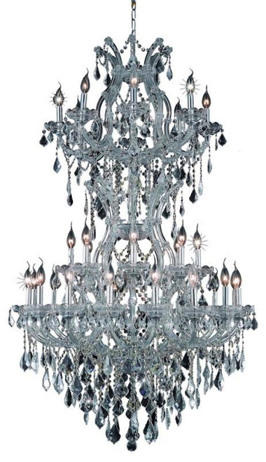 34 Light Maria Theresa crystal chandeliers KL-41039-3655-C