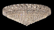 Cinderella Crystal Flush Mount Palace Light KL-41041-3618-C