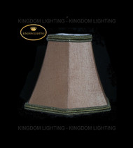 Trimmed Lamp Shades KL-S003