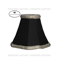 Black Cream Lamp Shades KL-S005