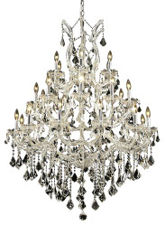 28 Light Maria Theresa crystal chandeliers KL-41039-3852-C