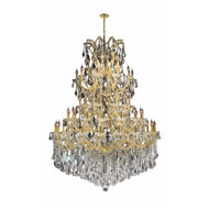 61 Light Maria Theresa crystal chandeliers KL-41039-5472-G