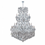 61 Light Maria Theresa crystal chandeliers KL-41039-7296-G