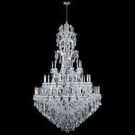 60 Light Maria Theresa crystal chandeliers KL-41039-65108-C