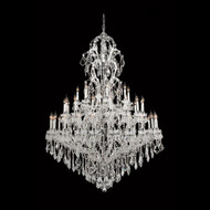 48 Light Maria Theresa crystal chandeliers KL-41039-5286-C