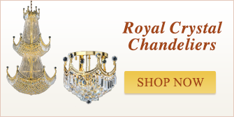 Empire Crystal Chandeliers