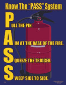 PASS Safety Posters in ENGLISH  pic 1