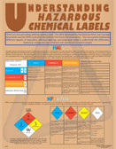 Understanding Hazardous Chemical Posters in ENGLISH  pic 1