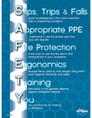 General Safety Posters in ENGLISH  pic 1