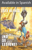 Be Alert Safety Poster in SPANISH  pic 1