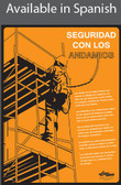 Scaffold Safety Poster in SPANISH  pic 1