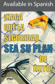 Blueprint for Success Safety Posters in SPANISH  pic 1