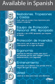 General Safety Poster in SPANISH  pic 1