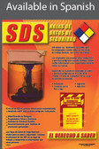 SDS Safety Poster in SPANISH  pic 1