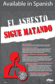Asbestos Kills Safety Poster in SPANISH  pic 1
