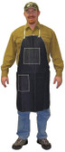 Denim Aprons 1 Chest Pocket & 1 Hip pocket 28 x 36 inch   pic 1