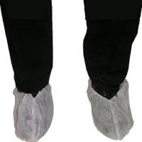 Polypropylene Heavy Duty Jumbo Anti-Skid Shoe Covers  pic 3