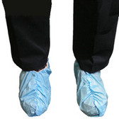 Impervious Linting & Skid Resistant Shoe Covers   pic 2