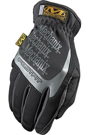 Mechanix Fast Fit Black Gloves, Part # MFF-05 pic 2