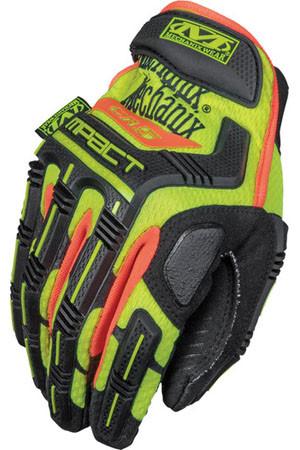 Mechanix CR5 Cut Level 5 M-Pact Gloves, Part # SMP-C91 pic 4