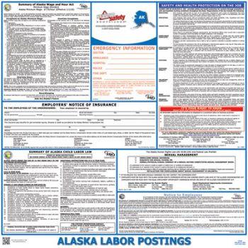 Alaska State Labor Law Posters