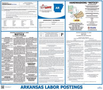 Arkansas State Labor Law Posters