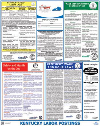 Kentucky State Labor Law Posters