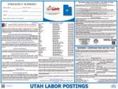 Utah State Labor Law Posters