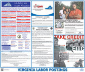 Virginia State Labor Law Posters